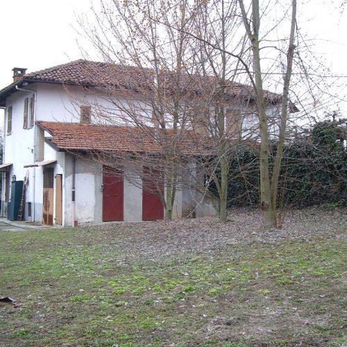 Studio Annamaria Cane | Villa Unifamiliare in Bra | Piano Casa - Prima dei lavori - 3