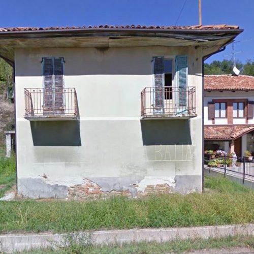Studio Anna Cane | Prima dei lavori | Casa in Val Gaia a Rodello - 2