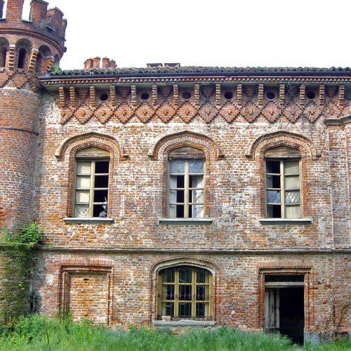 Studio Anna Cane | Prima dei lavori | Castello di Marene - 3