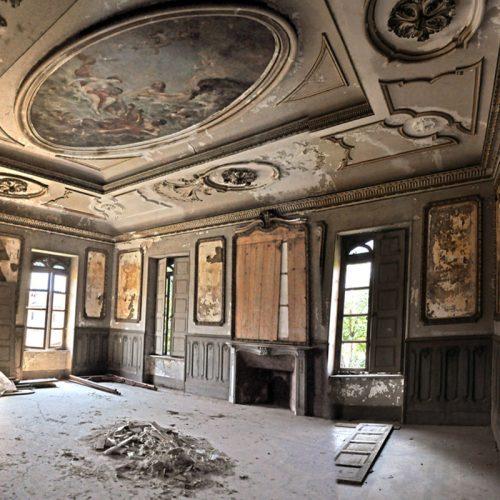 Studio Anna Cane | Prima dei lavori | Castello di Marene - 5