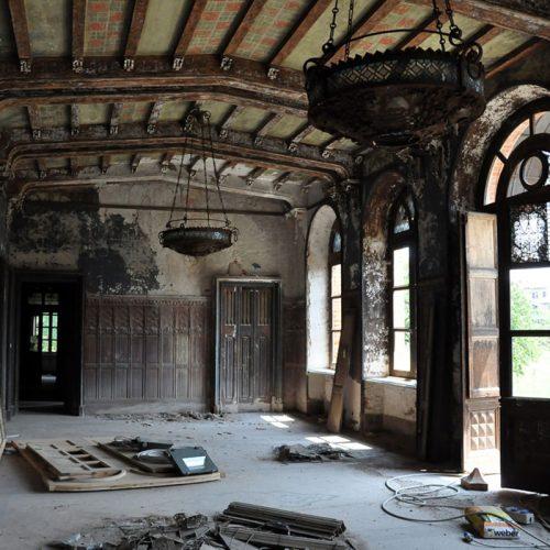 Studio Anna Cane | Prima dei lavori | Castello di Marene - 7