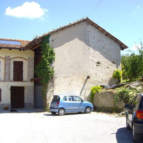 Studio Anna Cane | Prima dei lavori | Edificio rustico a Rodello
