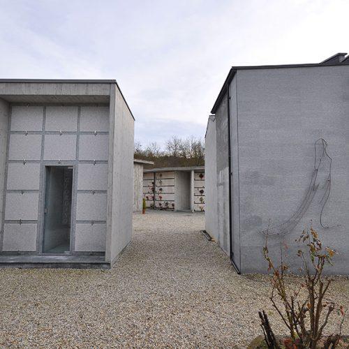 Studio Anna Cane | Prima dei lavori | Monumento funerario a Ricca - 1