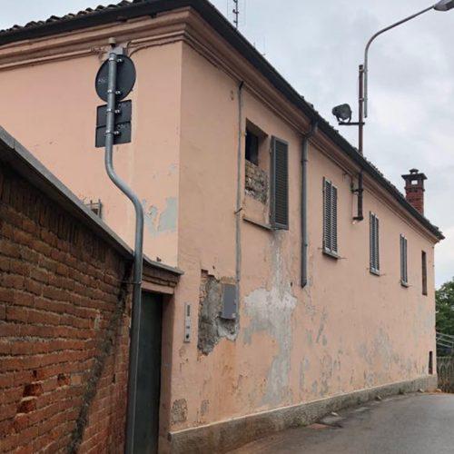 Studio Anna Cane | Prima dei lavori | Palazzotto storico a Pocapaglia - 2