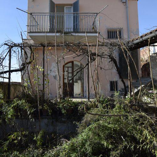 Studio Anna Cane | Prima dei lavori | Palazzotto storico a Pocapaglia - 4