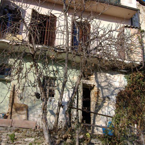 Studio Anna Cane   Prima dei lavori   Porzione di casa storica a Monforte - 1