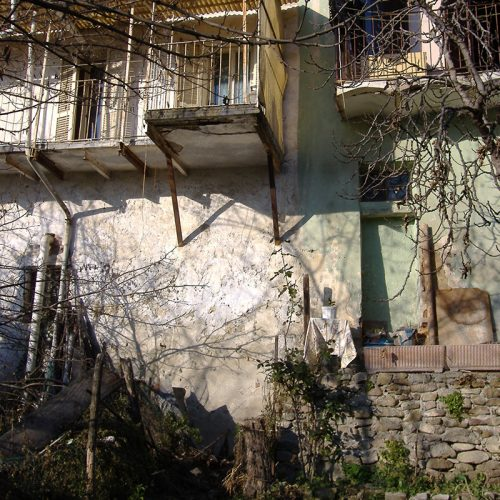 Studio Anna Cane   Prima dei lavori   Porzione di casa storica a Monforte - 2