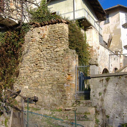 Studio Anna Cane   Prima dei lavori   Porzione di casa storica a Monforte - 3