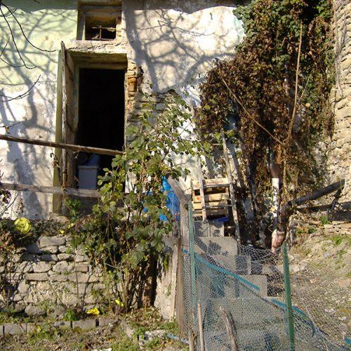 Studio Anna Cane   Prima dei lavori   Porzione di casa storica a Monforte - 4