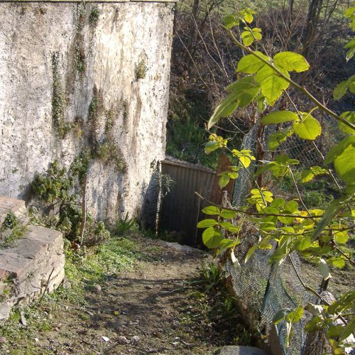 Studio Anna Cane   Prima dei lavori   Porzione di casa storica a Monforte - 5