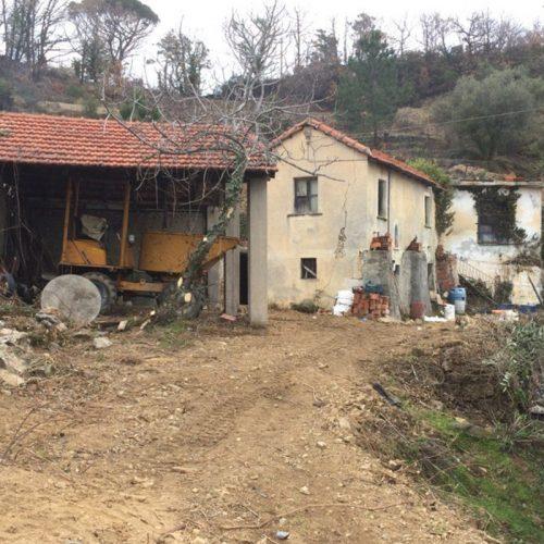 Studio Annamaria Cane | Villa Semi Ipogea in Noli | Nuove Costruzioni - 1