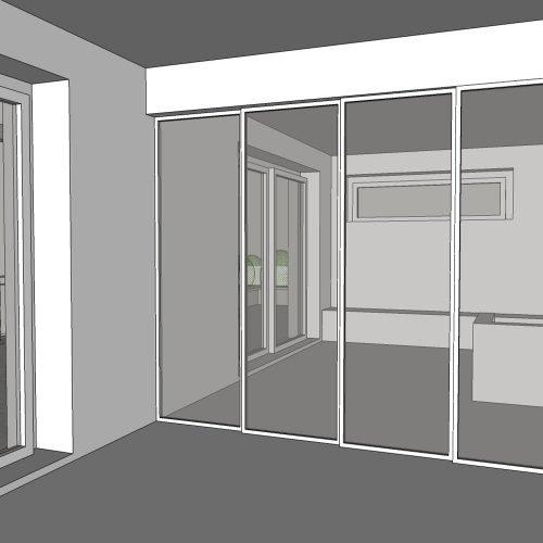 Studio Anna Cane | Il Progetto | Ampliamento fabbricato Loc. Boffa 5