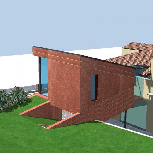 Studio Anna Cane | Il progetto | Casa storica a Bra - 4