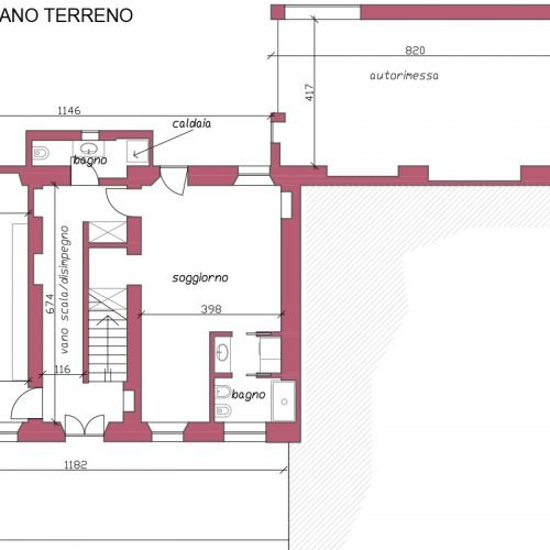 Studio Anna Cane | Il progetto | Casa in Val Gaia a Rodello - 1