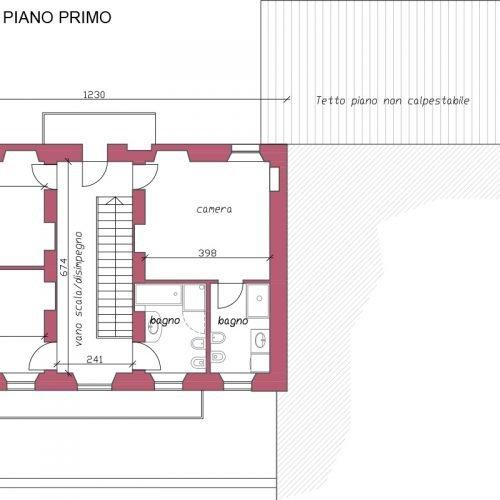 Studio Anna Cane | Il progetto | Casa in Val Gaia a Rodello - 2