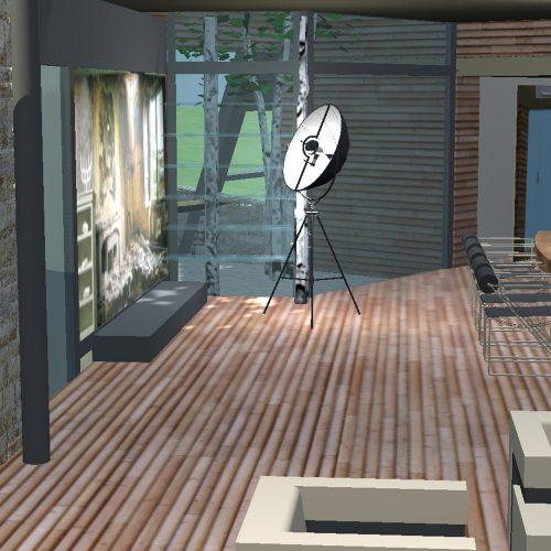 Studio Anna Cane | Il progetto | Casa in zona agricola a Roddino - 10