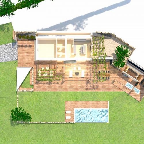Studio Anna Cane | Il progetto | Casa in zona agricola a Roddino - 6