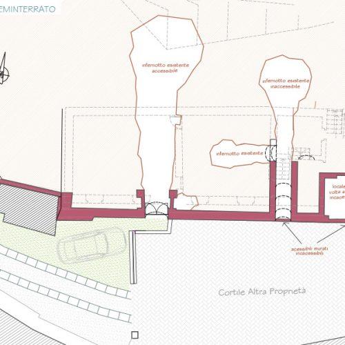 Studio Anna Cane | Il progetto | Palazzotto storico a Pocapaglia - 1