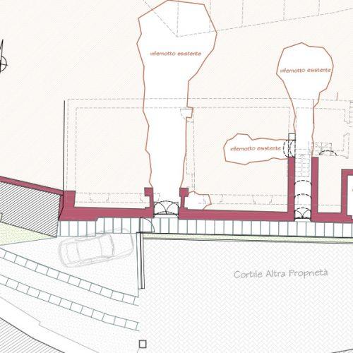 Studio Anna Cane | Il progetto | Palazzotto storico a Pocapaglia - 2