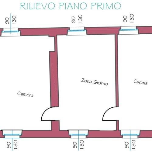 Studio Anna Cane | Il progetto | Palazzotto storico a Pocapaglia - 7