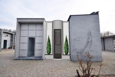 Studio Annamaria Cane | Cappella Funeraria in Diano d'Alba | Monumenti Funebri