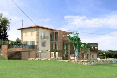 Studio Annamaria Cane | Casa in Zona Agricola in Roddino | Restauro e Ristrutturazione