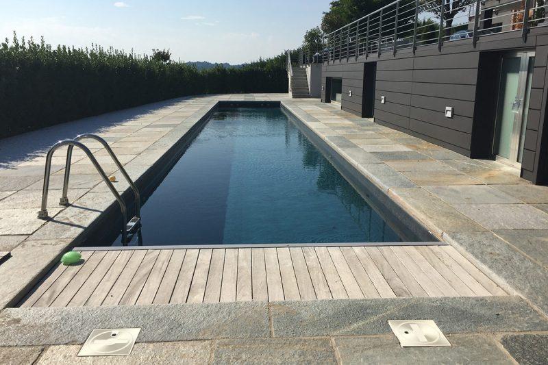 Studio Annamaria Cane | Piscina in Santa Vittoria d'Alba | Piscine e Giardini